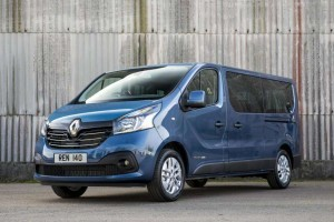 Renault Trafic пас