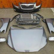 Фара бампер капот крыла радиатор Hyundai Santa FE 2009-2012